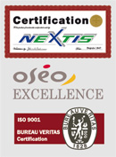 Certifications NEXTIS